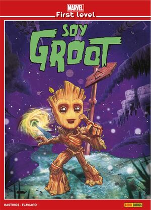 Marvel first level 02: soy groot