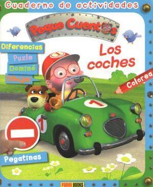 COCHES, LOS - CUADERNO DE ACTIVIDADES PEQUE CUENTOS