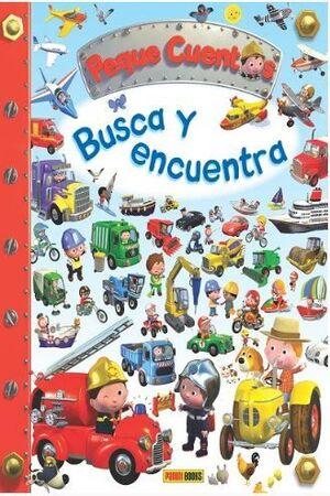 BUSCA Y ENCUENTRA