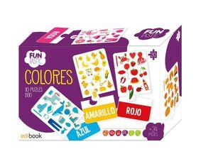 Colores puzle