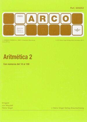 Aritmética 2. Con números del 10 al 100