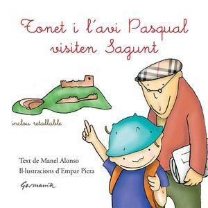 TONET I L'AVI PASQUAL VISITEN SAGUNT