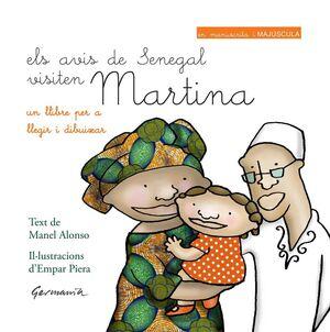 Els avis de Senegal visiten Martina