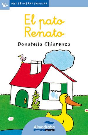 El pato Renato (letra cursiva)