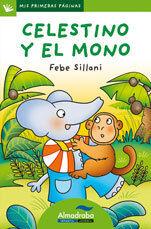 CELESTINO Y EL MONO-LP-