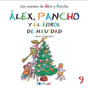ALEX Y PANCHO Y EL ÁRBOL DE NAVIDAD - C 9