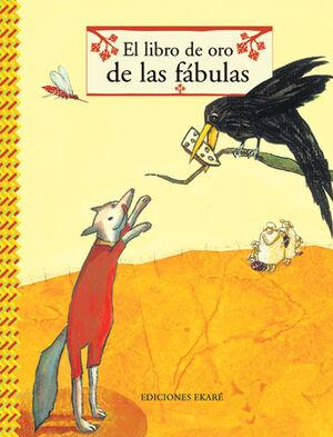 LIBRO DE ORO DE LAS FABULAS N.E.