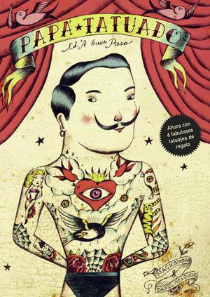 Papá tatuado