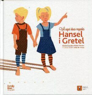 Hansel i gretel, vet aqui dues vegades...