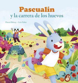 Pascualín y la carrera de los huevos