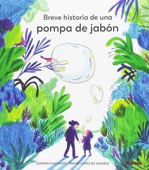 Breve historia de una pompa de jabon