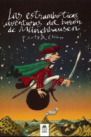 Las estrambóticas aventuras del barón de Münchaussen