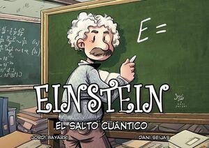 Einstein, El salto cuántico