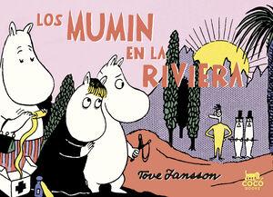 Los Mumin en la Riviera