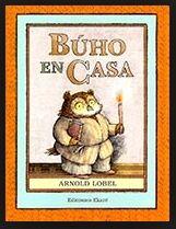 BUHO EN CASA