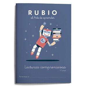 Lecturas comprensivas RUBIO +7
