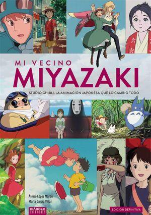 MI VECINO MIYAZAKI STUDIO GHIBLI EDICION DEFINITIVA