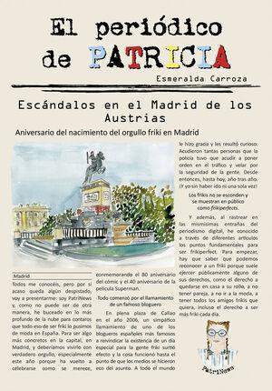 El periódico de Patricia 2. Escándalos en el Madrid de los Austrias