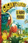GIGANTOSAURUS - EL HUEVO PERDIDO