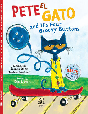 Pete el gato and his four groovy buttons
