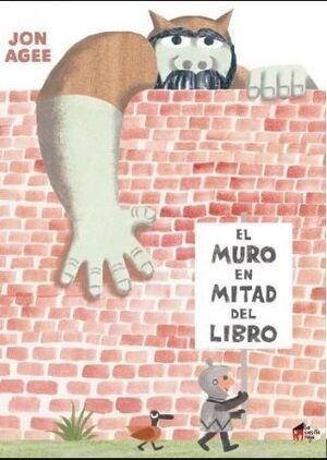 MURO EN MITAD DEL LIBRO,EL
