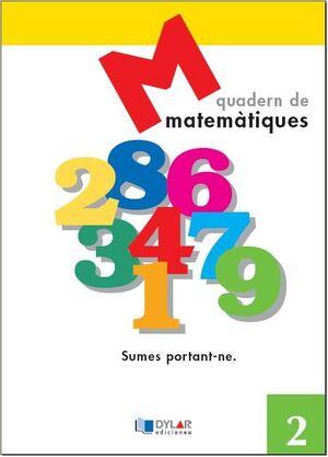 MATEMATIQUES - QUADERN  2