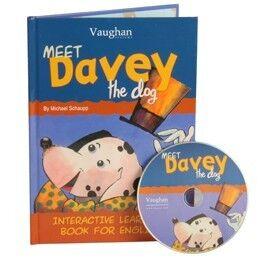MEET DAVE THE DOG