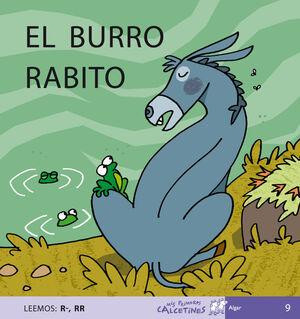 EL BURRO RABITO