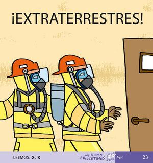 íEXTRATERRESTRES!