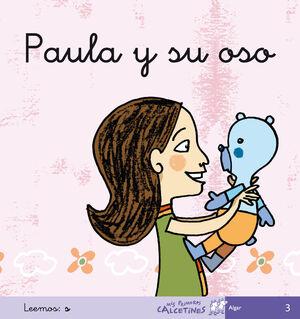 Paula y su oso