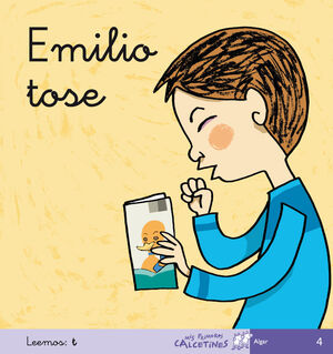 EMILIO TOSE-4 MIS PRIMEROS CAL. CURS.