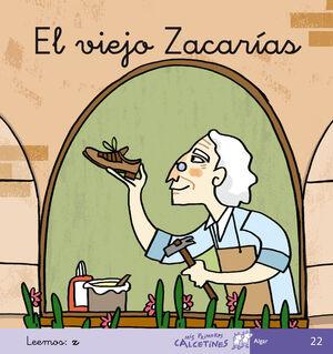 El viejo Zacarías (Leemos: z)