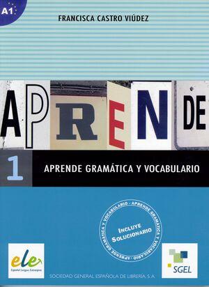 Aprende gramática y vocabulario 1