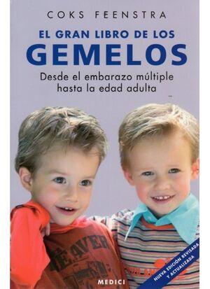EL GRAN LIBRO DE LOS GEMELOS, 2/ED.