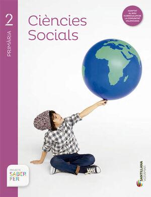 CIENCIES SOCIALS 2 PRIMARIA SABER FER