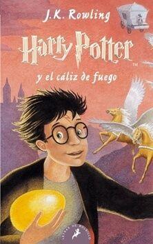 Harry Potter y el Cáliz de Fuego IV