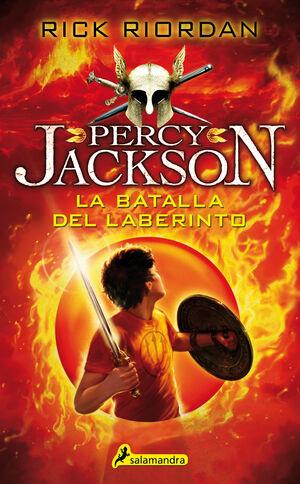 La batalla del laberinto (Percy Jackson y los Dioses del Olimpo IV)