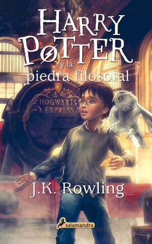 HP Y LA PIEDRA FILOSOFAL 1
