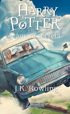 Harry Potter y la cámara secreta (2)