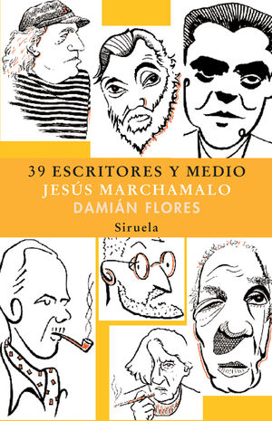 39 ESCRITORES Y MEDIO RUSTICA 140
