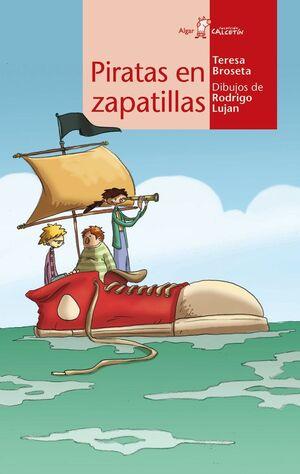 Piratas en zapatillas