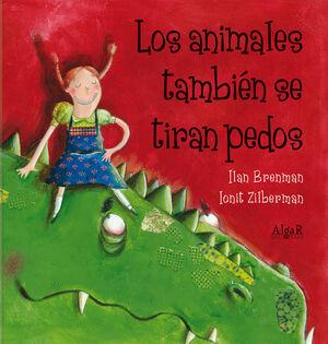 LOS ANIMALES TAMBIÉN SE TIRAN PEDOS