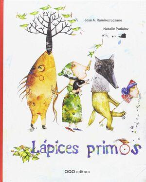 Lápices primos