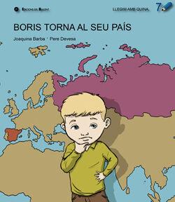 Boris torna al seu país