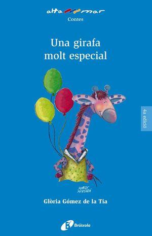 Una girafa molt especial