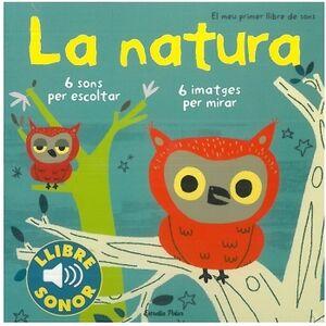 La natura. El meu primer llibre de sons