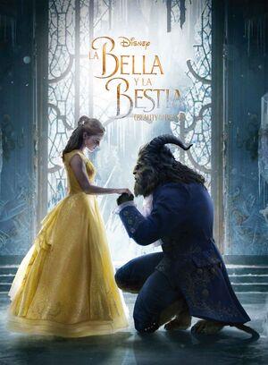 La Bella y la Bestia. El libro de la película