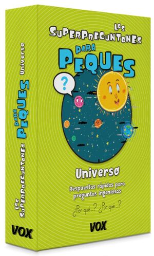 Los Superpreguntones Para peques. Universo