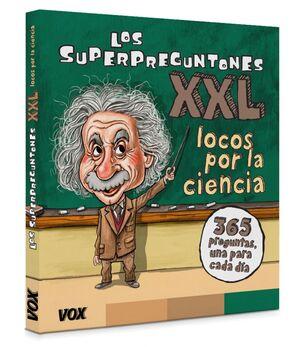 LOS SUPERPREGUNTONES XXL.ILOCOS POR LA CIENCIA!