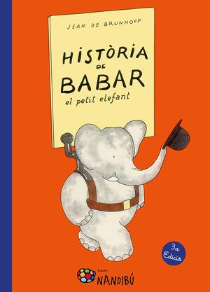 HISTORIA DE BABAR EL PETIT ELEFANT